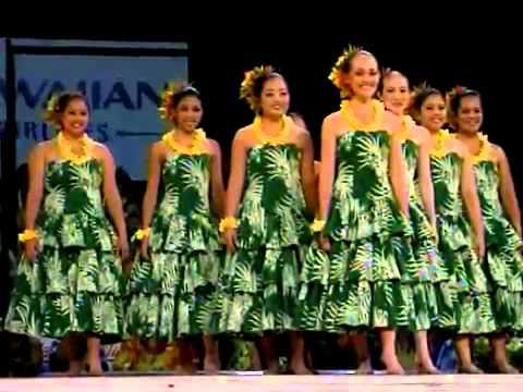 2009 Merrie Monarch Women Auana Winner  Hula Halau O Kamuela