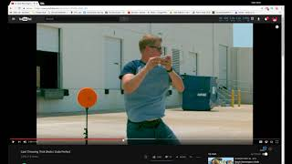 Dude Perfect Card   Throwing Trick Shots 2017