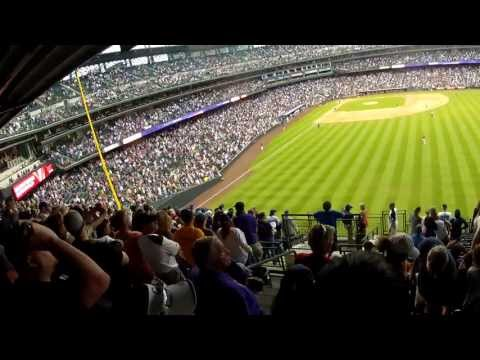 Take Me Out to the Ballgame at Coors Field | Colorado Rockies