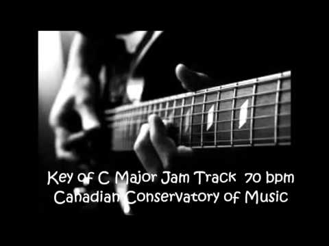 C Major jam track @ 70bpm mp3 - Canadian Conservatory of Music