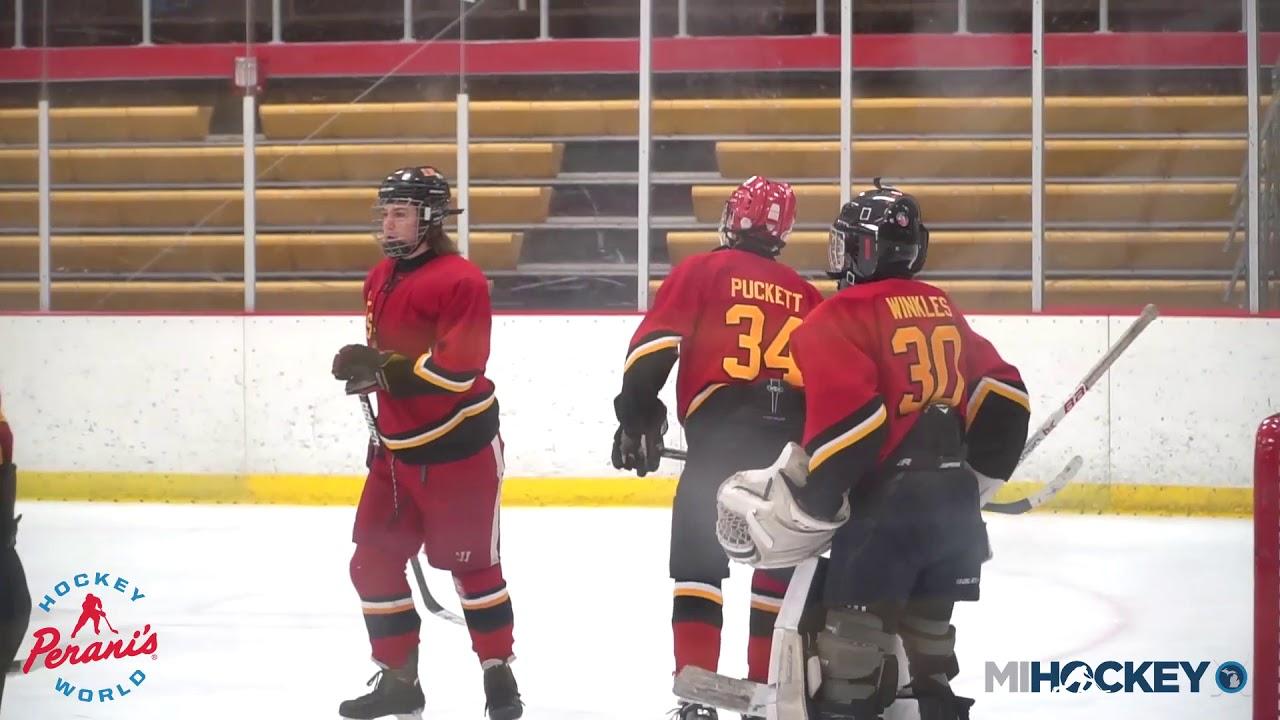 Marquette midget a hockey