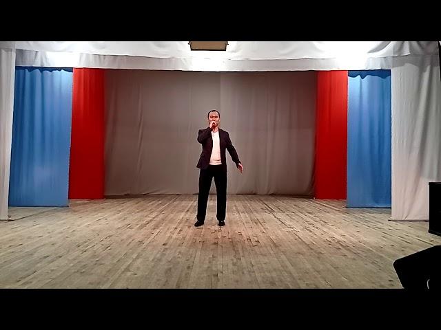 «Синяя вечность» исполняет  солист группы «Хайджи» Алексей Казыгашев