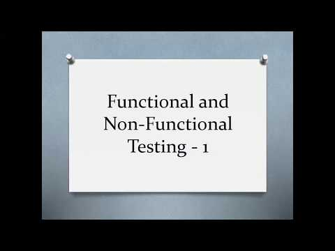 8 Functional and Non Functional Testing   1