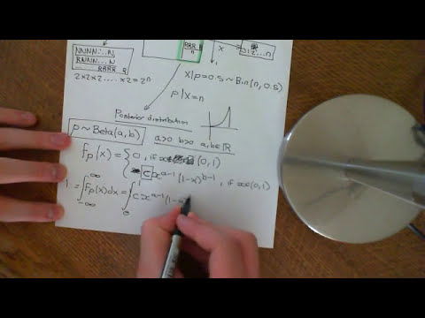 The Beta Distribution Part 1