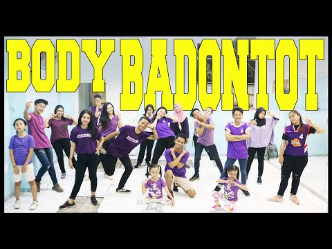 GOYANG BODY BADONTOT - Choreography by Diego Takupaz