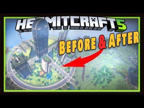 HermitCraft Season 5: Modern City Survival...