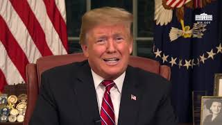 President Trump EMERGENCY Address to the Nation over Border Wall