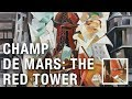 Champ de Mars The Red Tower - Robert Delaunay | Museum Quality Handmade Art Reproduction
