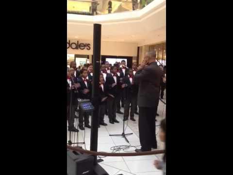 Newark Boys Chorus School Chorus