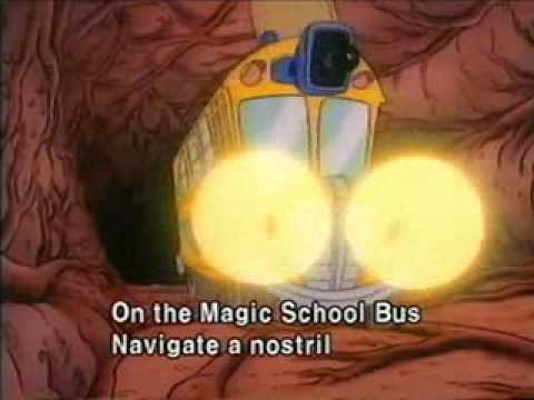 The Magic School Bus Intro With Lyrics