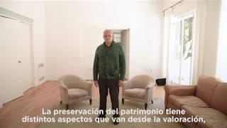 Fabio Grementieri - Preservación del patrimonio
