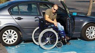 Mobility Aids | Choosing the best car for your mobility