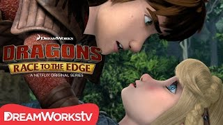 The Forest of Hopeless Romantics | DRAGONS: RACE TO THE EDGE