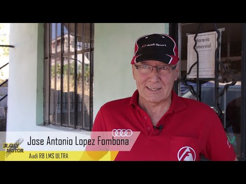 Entrevista a Jose Antonio Lopez Fombona - INFORALLYMOTOR