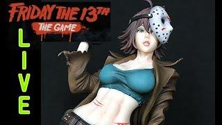 【参加枠22:00~】どうも罠踏み夫です。 #203【Friday the 13th: The Game】