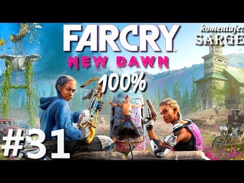 Zagrajmy w Far Cry: New Dawn PL odc. 31 - Posterunki na drugim poziomie thumbnail