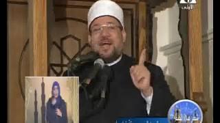 فيديو..وزير الأوقاف: