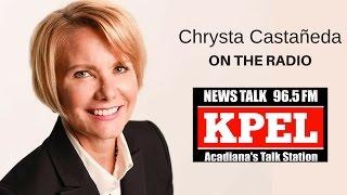 LIVE discussing Donald Trump tweets | Chrysta Castañeda