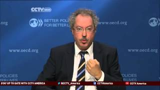 Christian Kastrop of OECD discusses global economic growth trends