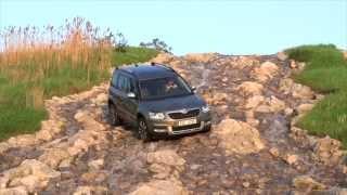 Skoda Yeti 4x4 Preview | AutoMotoTV