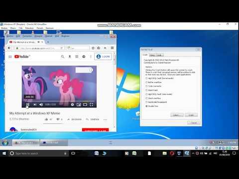 Windows XP BSOD #2