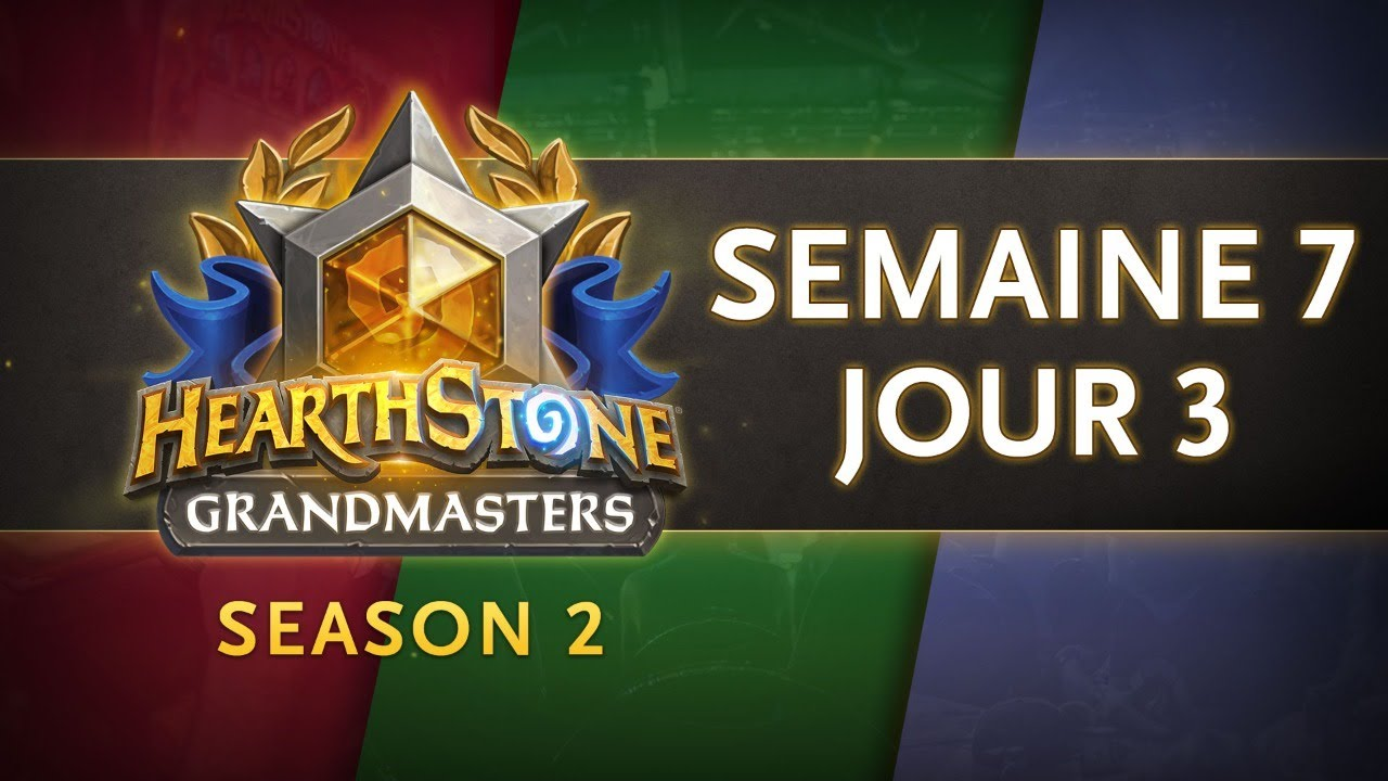Hearthstone Grandmasters 2020 Season 2 Semaine 7 Jour 3 Youtube This is a list of all logos used in the hearthstone franchise. hearthstone grandmasters 2020 season 2 semaine 7 jour 3