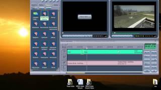 Простой способ монтажа и сжатия видео от Fraps в HD(Программа MPEG Video Wizard DVD 5.0 очень легка в освоении, отличается от той же Camtasia Studio тем, что в последней после..., 2013-02-20T07:42:32.000Z)