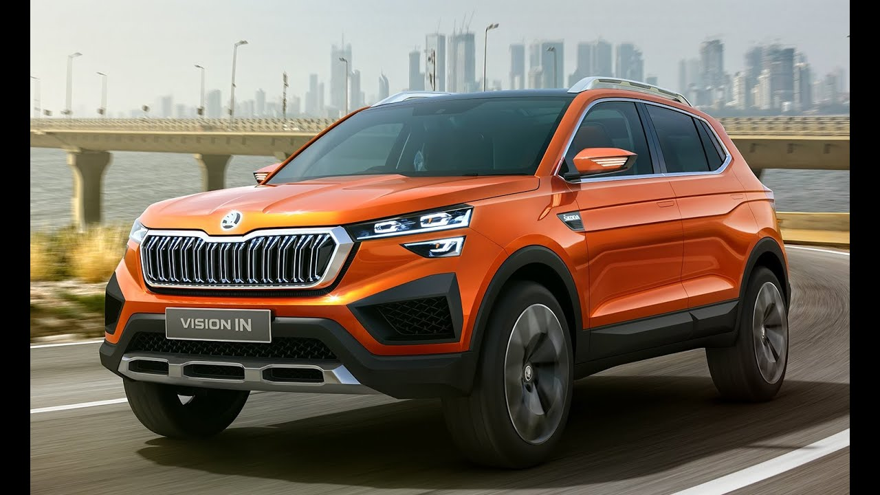 2020 SKODA VISION IN Compact SUV Full Specifications - YouTube