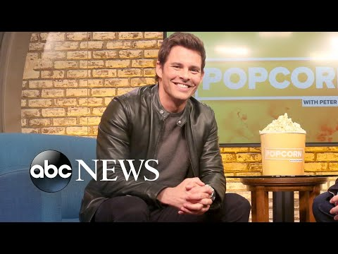 James Marsden on why being an actor is a lot like being a host in 'Westworld'