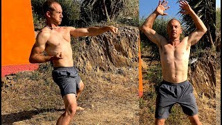30 Min MARTIAL ARTS WORKOUT | FULL BODY WORKOUT | BURN FAT, BUILD MUSCLE