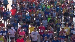 Столичный забег: в Москве состоялся ежегодный марафон