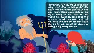 Truyện cổ tích : Công chúa thủy cung