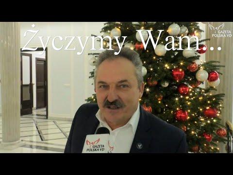 Nasza akcja: poseł Jakubiak życzy