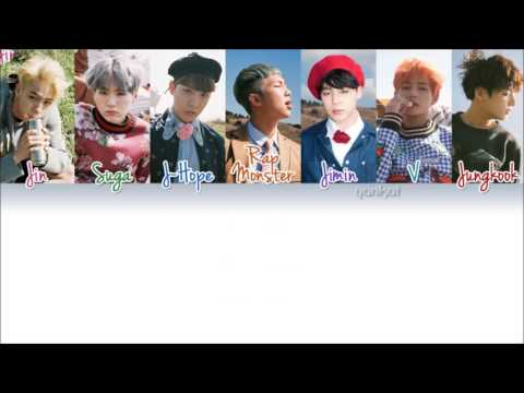 BTS (방탄소년단) – FIRE (불타오르네) (Color Coded Han|Rom|Eng Lyrics) | By Yankat