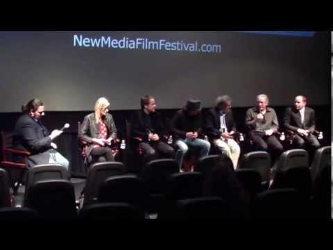3D Q&A Moderated by Star Trek's Juan Alvarez PT.1