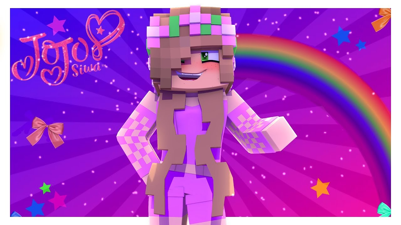 little-kelly-becomes-jojo-siwa-minecraft-how-to-become-w-littlecarly