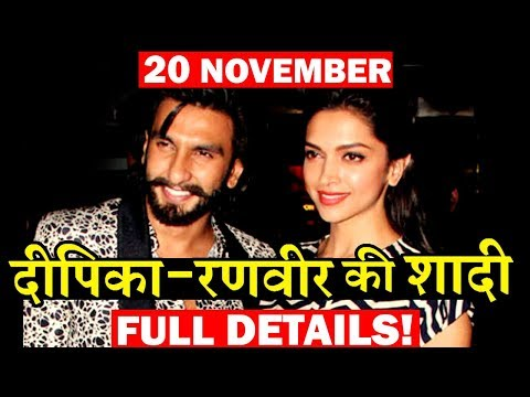 When Deepika Padukone and Ranveer Singh to Take Saat Phere? Full Details