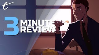 Adios | Review in 3 Minutes (Video Game Video Review)
