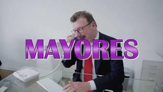 MAYORES - Becky G, Bad Bunny | Los Morancos (Parodia) thumbnail