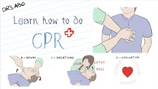 How To Do CPR - Animated Video