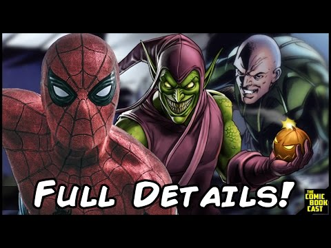 Spider-Man Homecoming COMPLETE Story Details & Plot Breakdown
