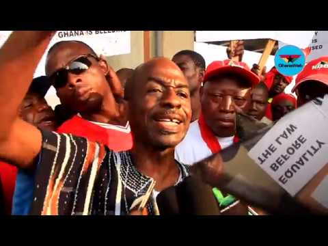 AWW Violence: Emile Short Commission fake – Asiedu Nketia