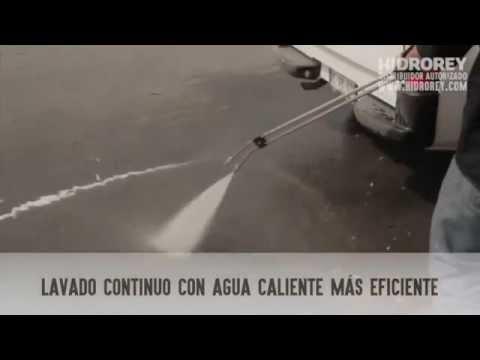 Hidrolavadora Con Caldera Agua Caliente thumbnail