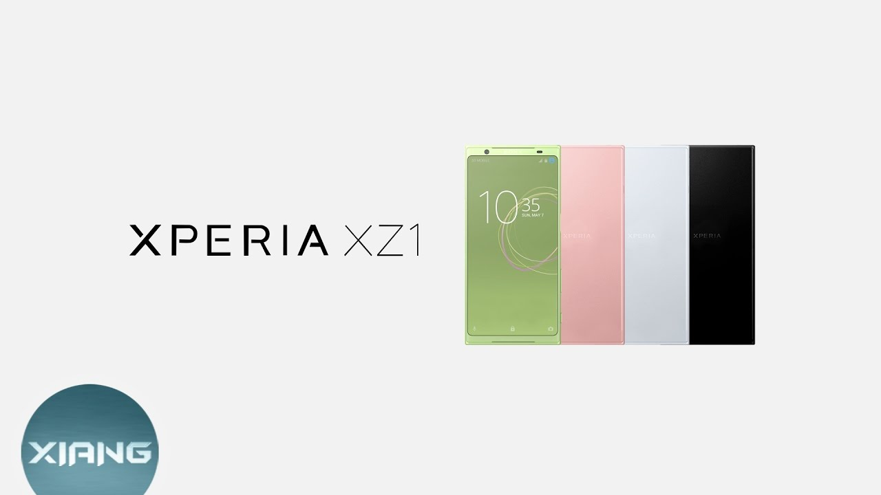 sony xperia xz1 concept video by xiang xiang youtube. Black Bedroom Furniture Sets. Home Design Ideas