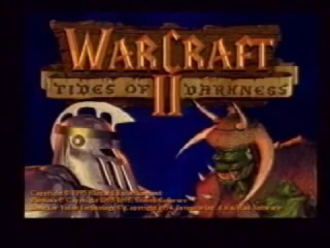 Warcraft II: Tides of Darkness - Official Trailer 1995