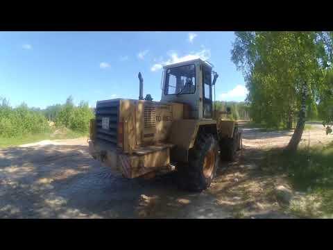 Работа на ГАЗоне №16-  Про трактор Амкадор