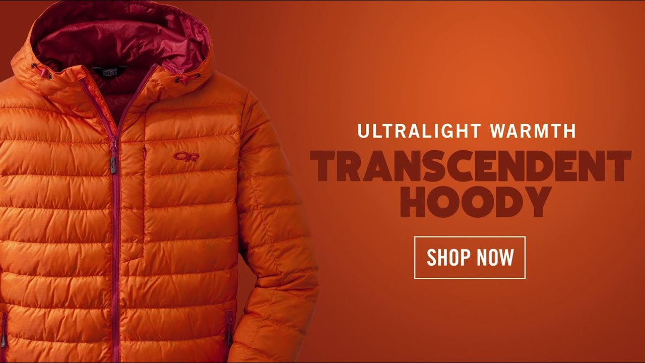 748a5405ad8 Outdoor Research Transcendent Hoody - YouTube