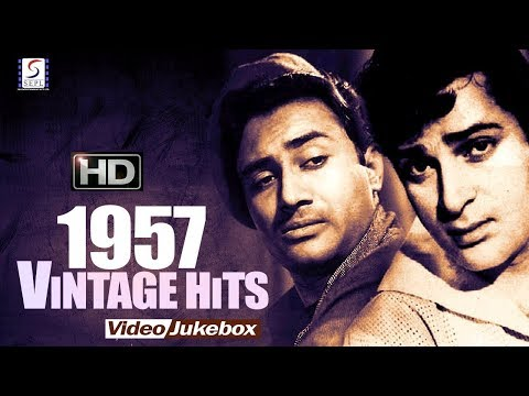 Vintage Hits Songs Of 1957 | All Hit Video Songs Jukebox HD