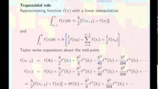 Mod-05 Lec-22 Numerical Integration