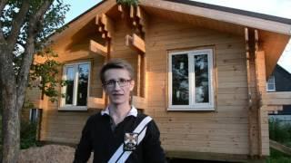 видео Дома по технологии двойной брус: преимущества и недостатки
